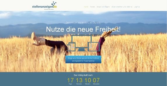 Stellenanzeigen_freedom_screen