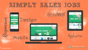 Simply Sales Jobs has launched a New Mobile-Friendly Site