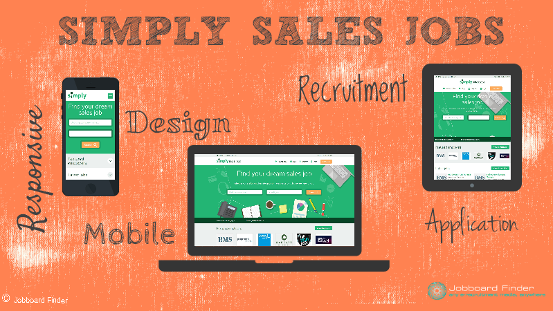 Simply Sales Jobs: Recruitment and Mobile