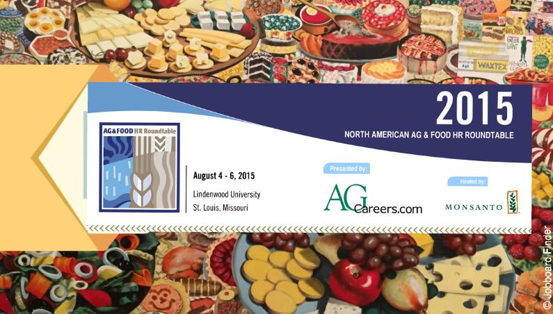 Ag & Food HR Roundtable Invitation