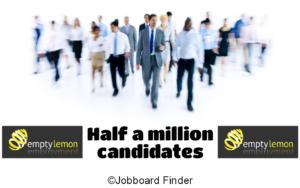 EmptyLemon hits a new milestone of half a million candidates
