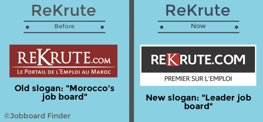 ReKrute reveals its new visual identity with a new logo and slogan