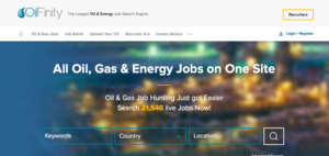 OilFinity launched a newly designed website
