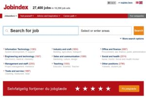 Interview with Jobindex, a major player in the Danish market