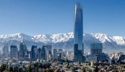 Chile Skyline