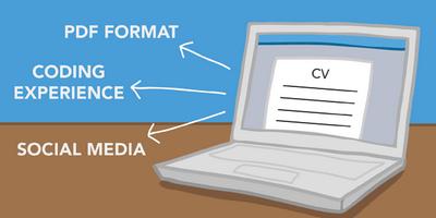 Digital resume