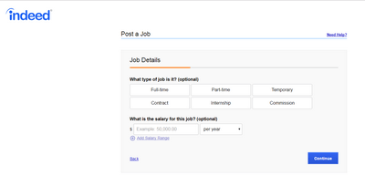 Job details Indeed