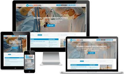 medical careers global responsive