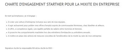 starther charter