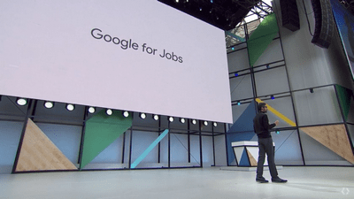 google for jobs presentation