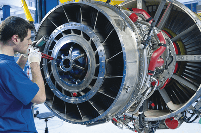 plane engine : How to recruit in aviation