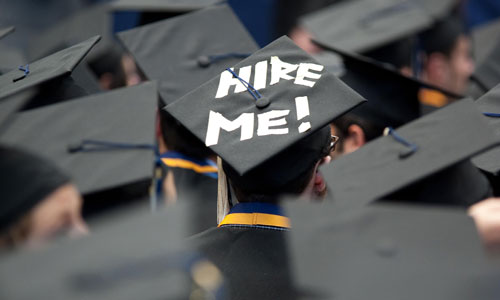 Graduates want to work for you: show them why they should!