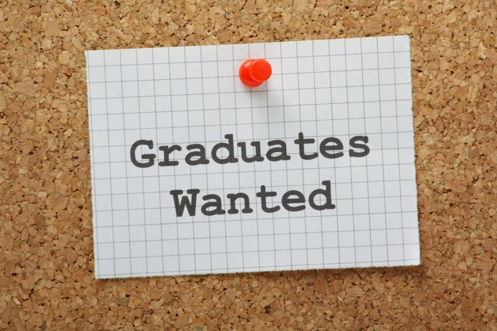 Good luck in your graduate recruitment campaign