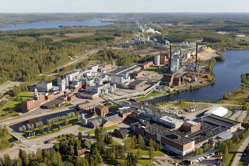 Industry and work in Finland is mostly concentrated in the southern regions