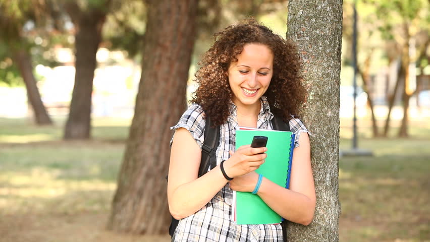 Student recruitment is much easier done via mobile