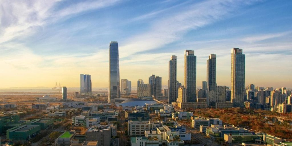 Seoul is the home to electronics giant Samsung