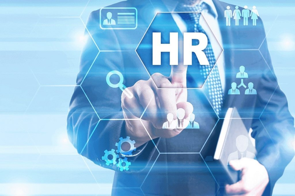 HR coordination can be achieved with this technology