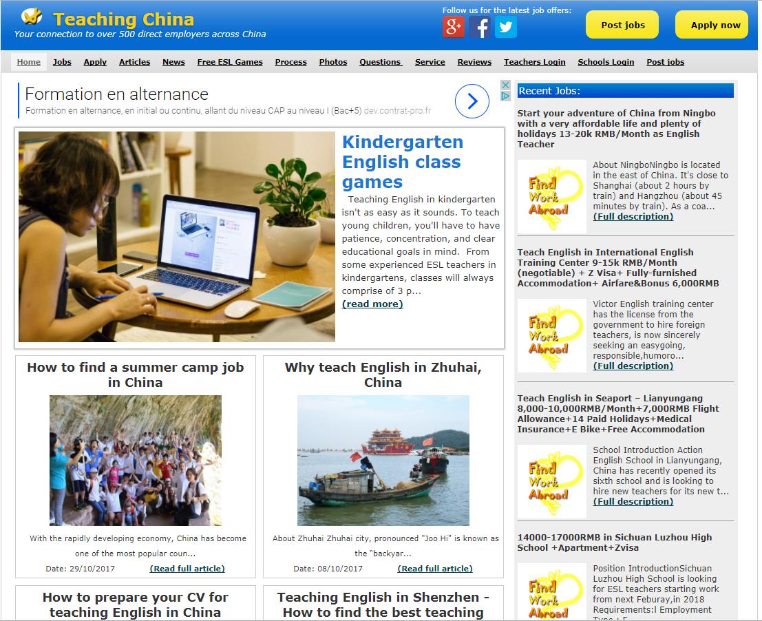 Best job boards in education - Jobboard Finder News