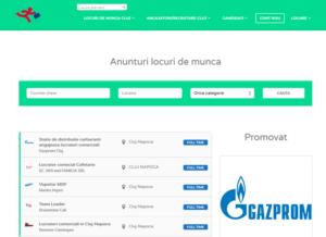 Interview with LocuriDeMuncaCluj, a local job board in Romania