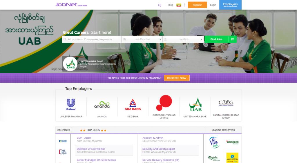 Rocket Internet closes job boards in Bangladesh and Myanmar