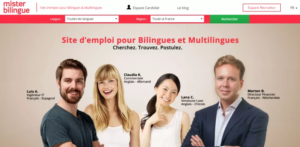 Interview with Sandrine Crouzat from Mister Bilingue