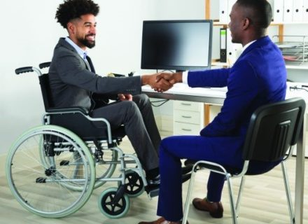 How to Adapt the Workplace to Handicapped Employees