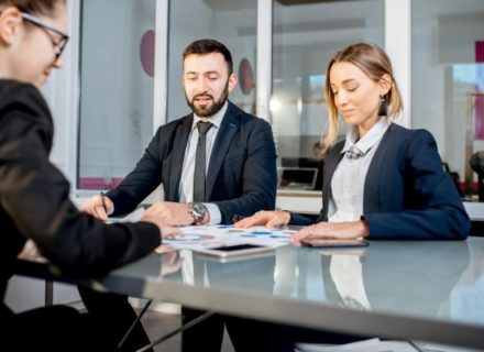 Tips for First Student Interview with HR