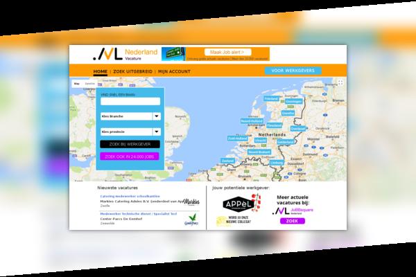 Nederland Vacature