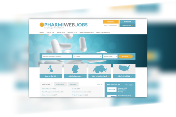 PharmiWeb Jobs