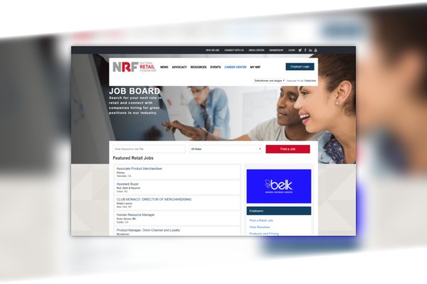 National Retail Federation Job Board