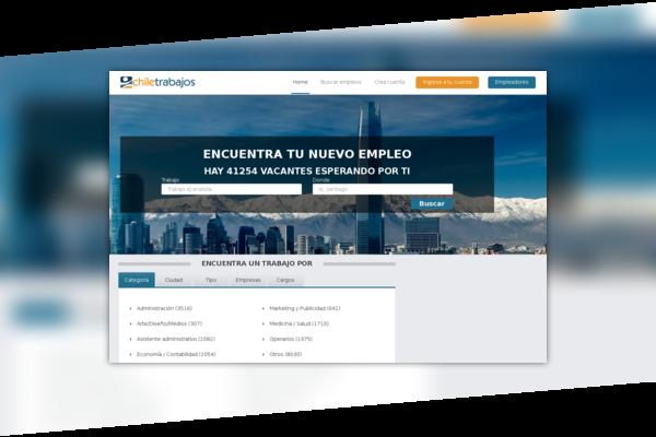 Chile Trabajos