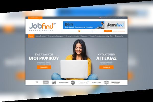 Jobfind.gr - Career Portal