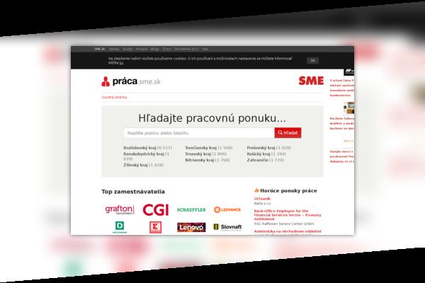 Praca.sme.sk