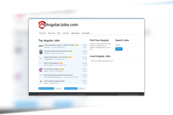 Angularjobs