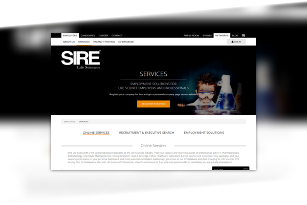 SIRE Life Sciences®