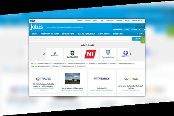 Job is