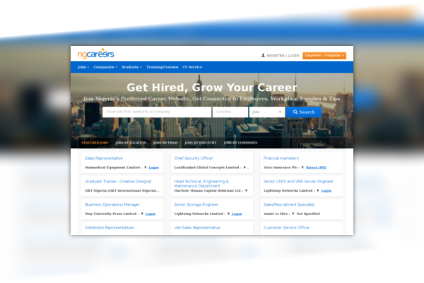 NG Careers