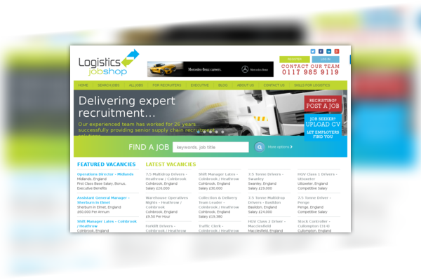 Logistics Job Shop