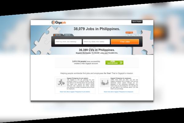 Gigajob Philippines