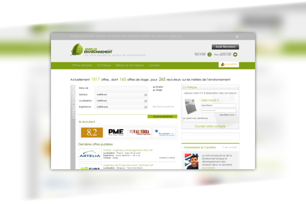 Emploi-Environnement.com