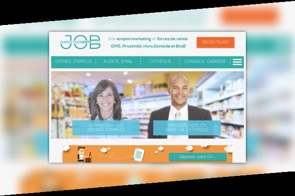 Jobmarketingvente