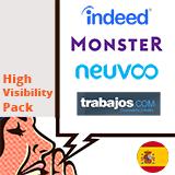 High visibilty pack