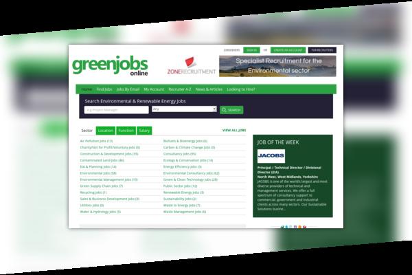 Green Jobs Online