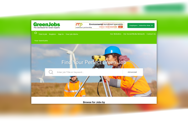 Greenjobs : Environmental job board | GreenJobs | Jobboard ...