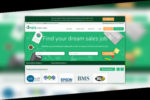Simply Sales Jobs