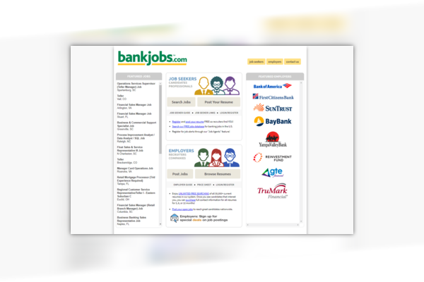 Bankjobs